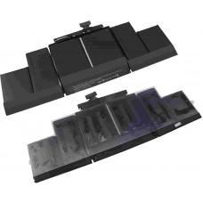 Macbook Retina A1398 Battery replacement